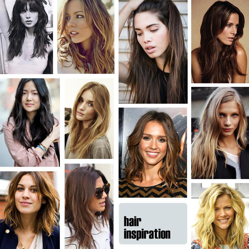 inspiration til frisure